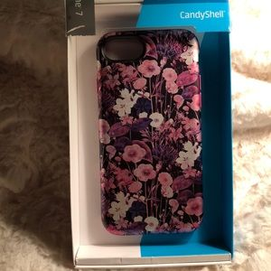 Accessories - SPECK IPHONE 6  7 iPhone 8 Case purple floral